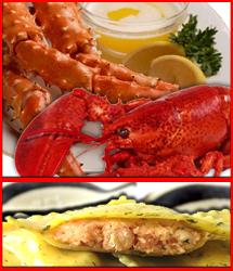Family Pkg: Seafood Ravioli