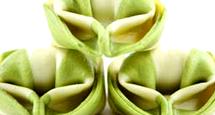 Tortelloni Spinach and Gorgonzola