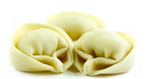 Tortelloni Veal with Egg Dough